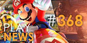 Відмінні результати Nintendo Switch — PlayNews #368