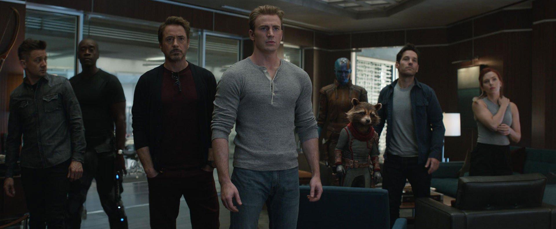 Месники: Завершення / Avengers: Endgame (2019)