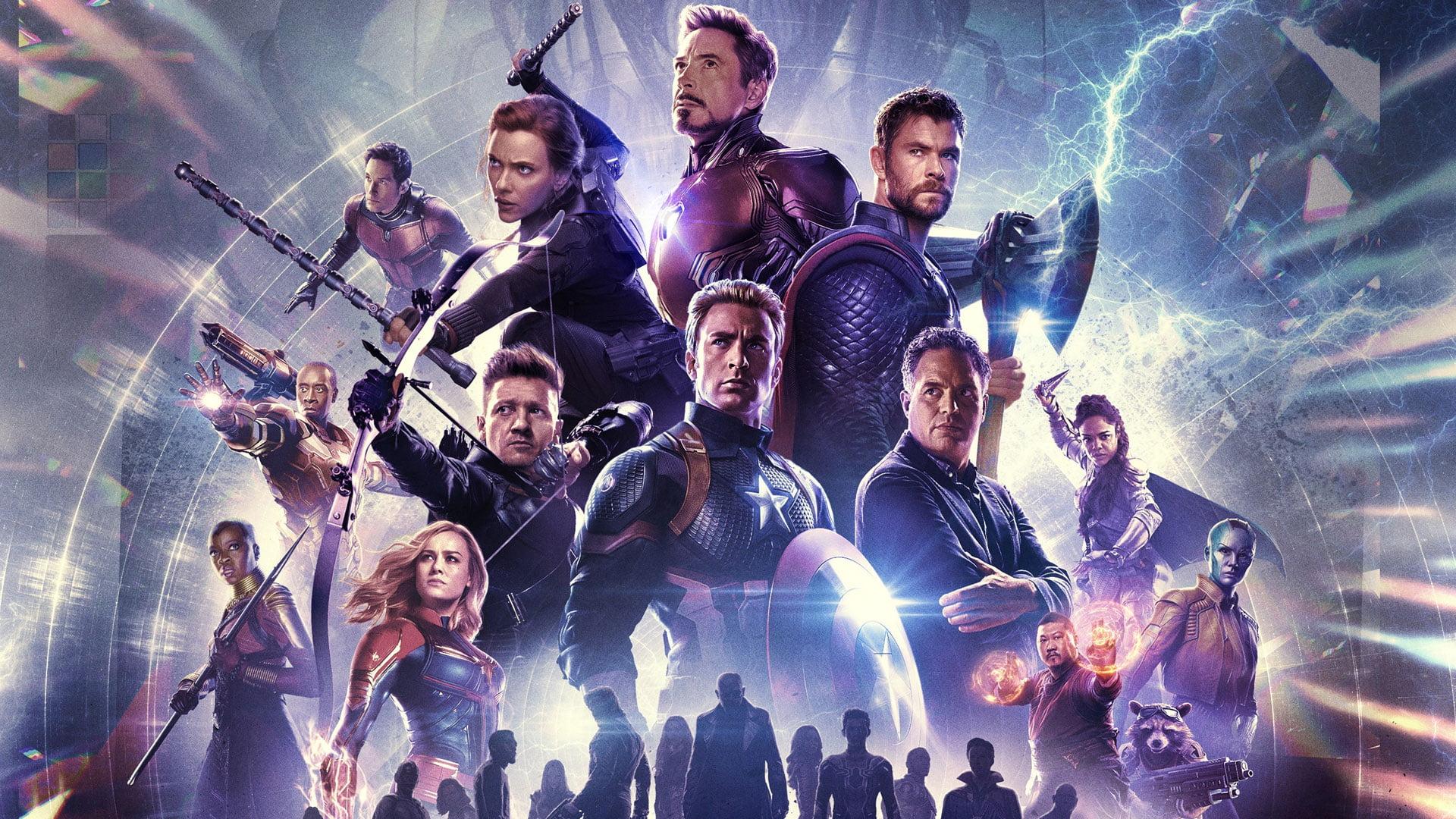Літерал Месники: Завершення [UA] | Literal Avengers: Endgame