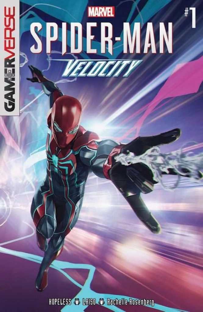 Spider-Man Velocity