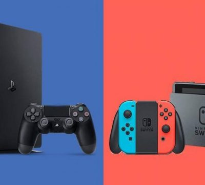 PS4 Nintendo Switch