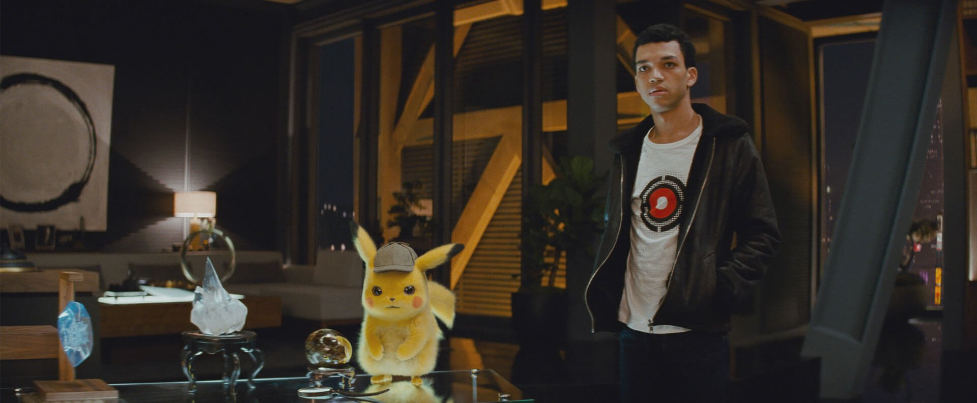 Покемон детектив Пікачу / Pokémon Detective Pikachu (2019)
