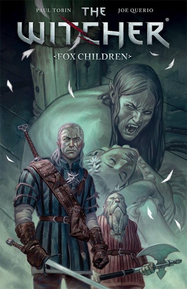 «Відьмак. Книга 2. Лисячі діти», видавництво Vovkulaka