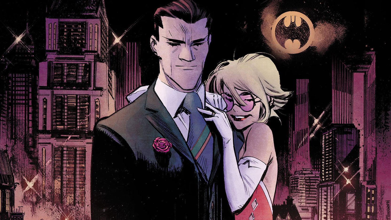 Бетмен: Білий лицар, Старий Лоґан — Дайджест коміксів #02