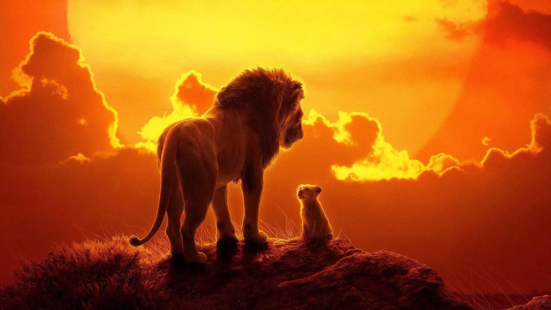 Король Лев / The Lion King (2019)