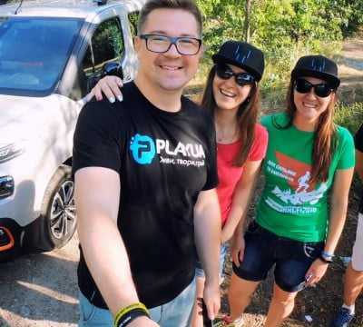 PlayUA Road Trip