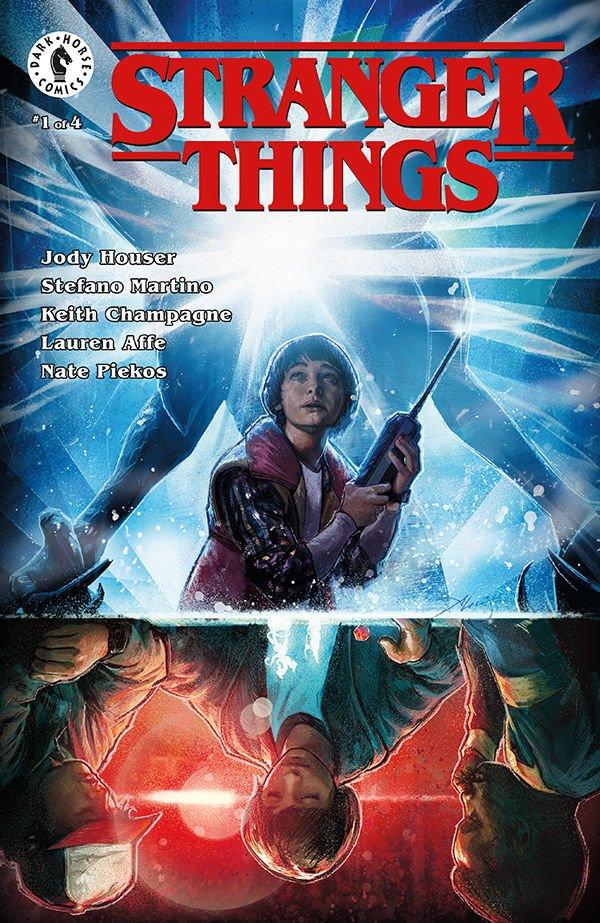 «Stranger Things. Книга 1», видавництво Рідна мова