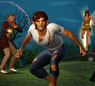 The Sims 4 Realm of Magic: