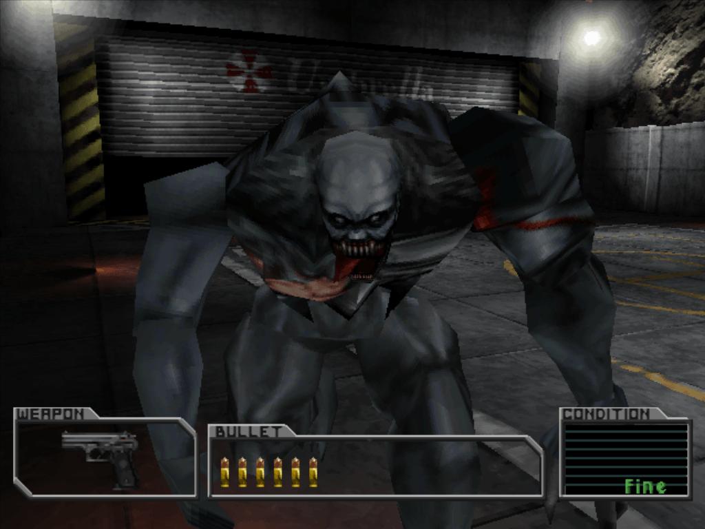 Resident Evil: Survivor (2000)