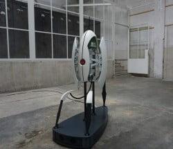 Автотурель з Portal