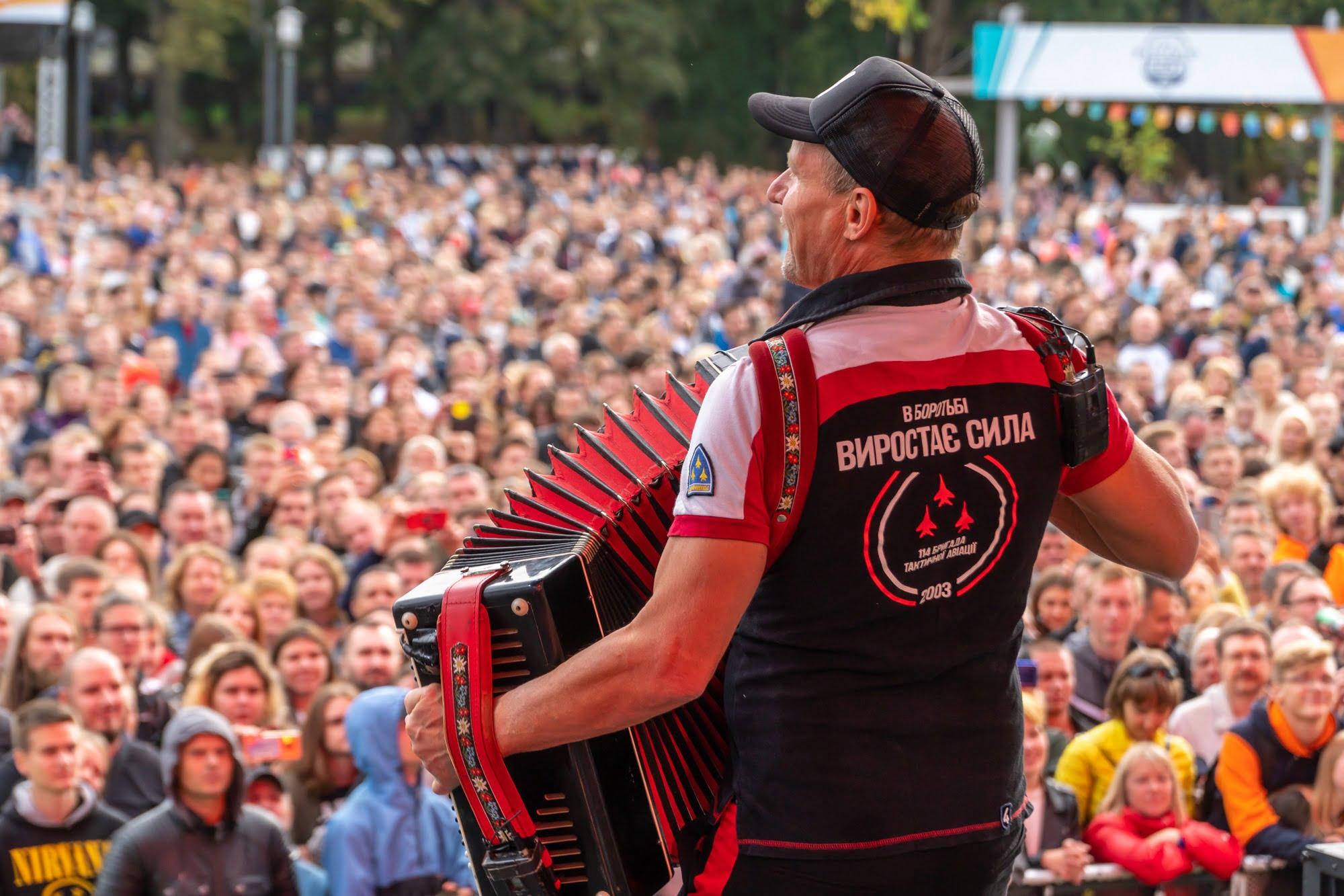 «Wargaming Fest: День танкіста»