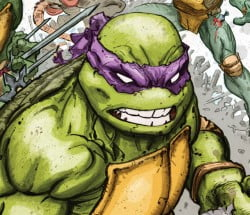 Teenage Mutant Ninja Turtles, Vol. 2: The Darkness Within