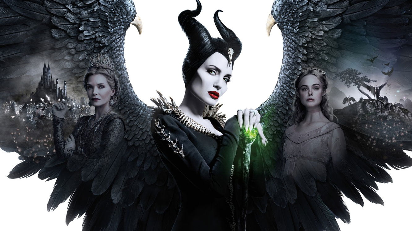 Чаклунка: Повелителька темряви / Maleficent: Mistress of Evil (2019)