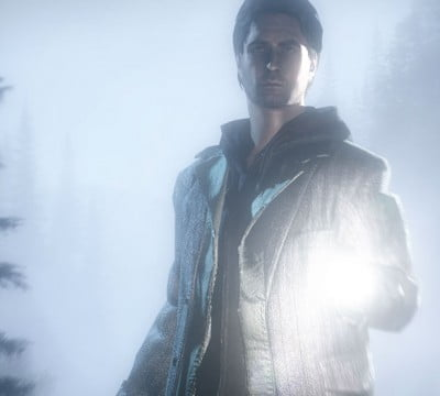 Alan Wake - Angel