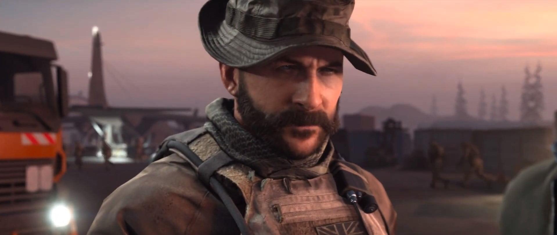 Call of Duty: Modern Warfare, Донецьк