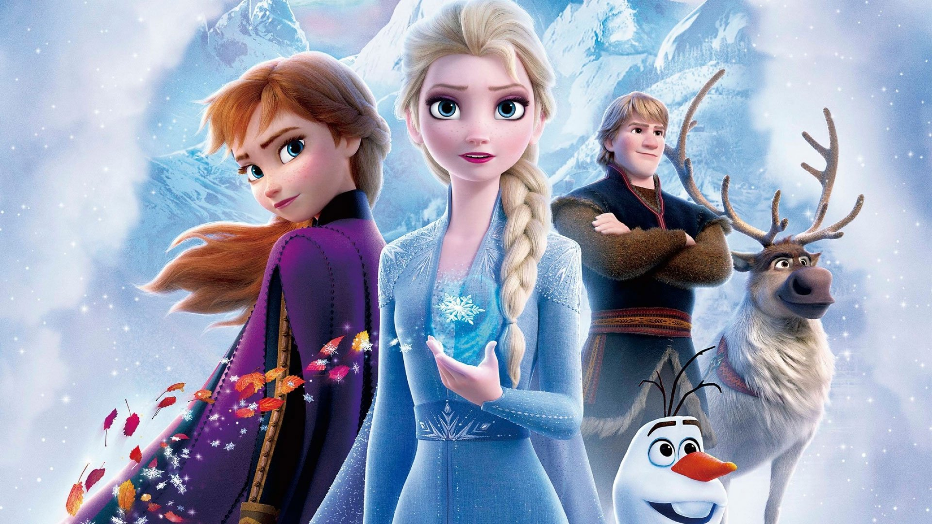 Крижане серце 2 / Frozen 2 (2019)