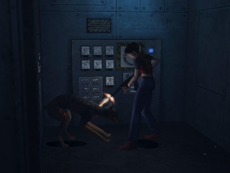 Resident Evil Code: Veronica (2000)