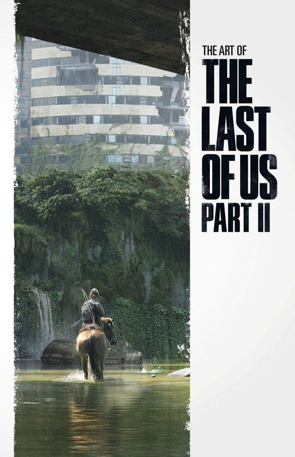 The Art of The Last of Us 2