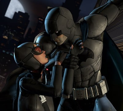 The Telltale Batman Shadows Edition