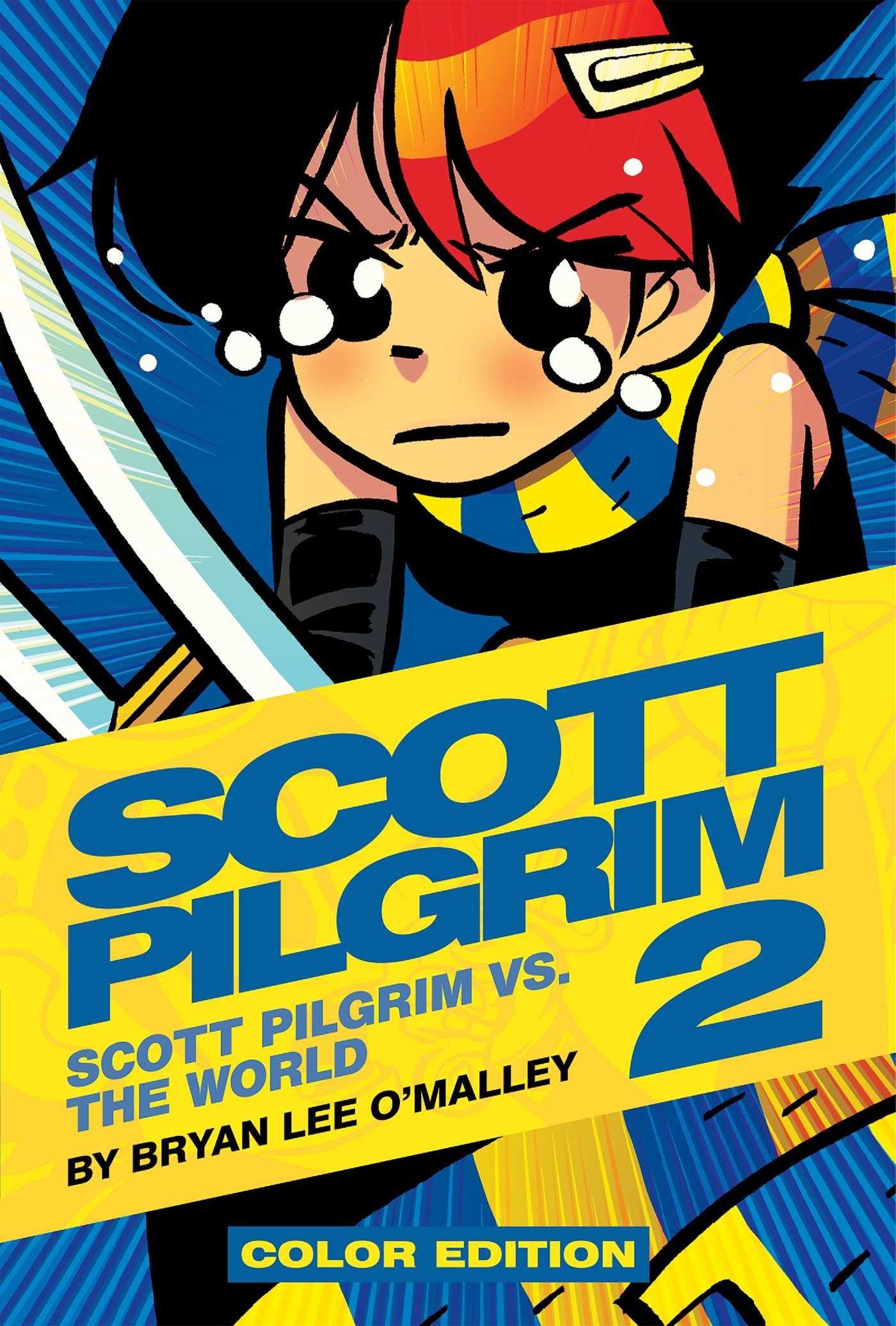 Скотт Пілігрим проти Світу