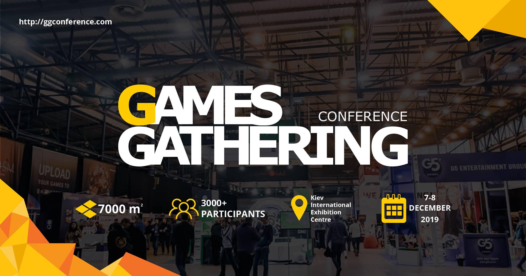 Games Gathering 2019