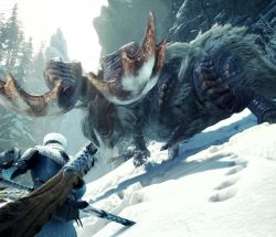 DLC Iceborne для Monster Hunter: World