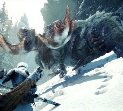 DLC Iceborne для Monster Hunter: World