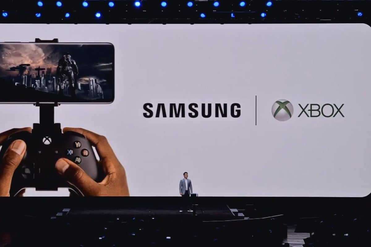 Samsung and Xbox
