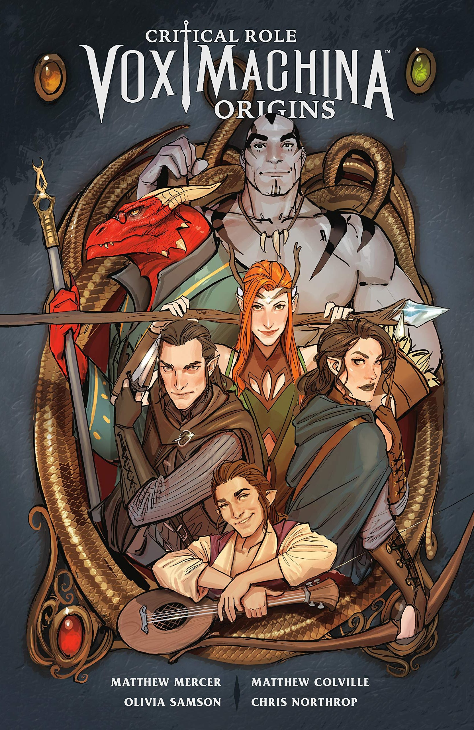Critical Role. Vox Machina. Початок