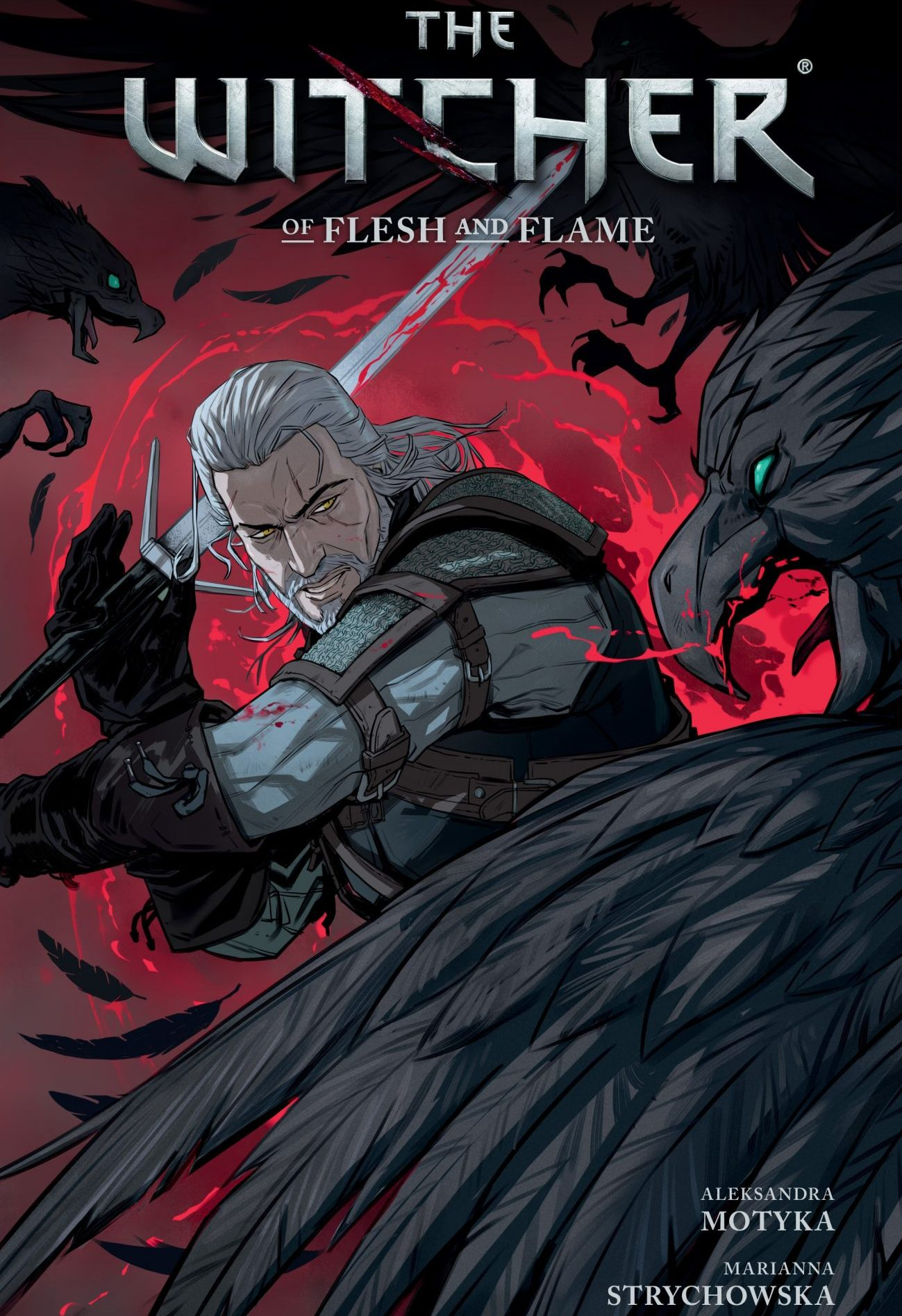 Witcher. Of flash and flame