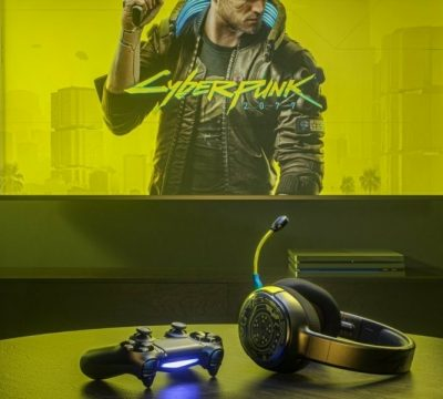 SteelSeries Cyberpunk 2077