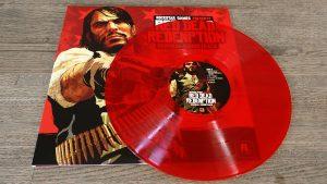 Red Dead Redemption Soundtrack Vinyl