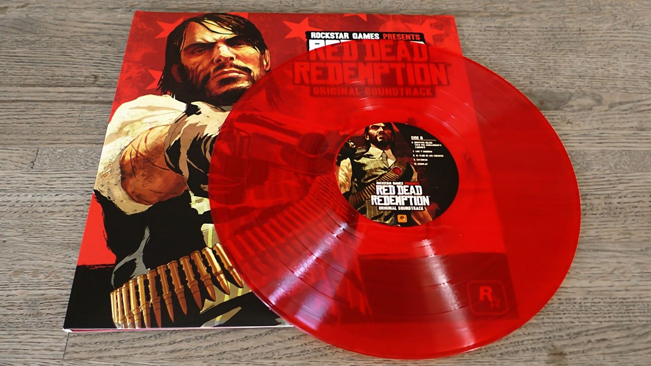 Red Dead Redemption Soundtrack Vinyl