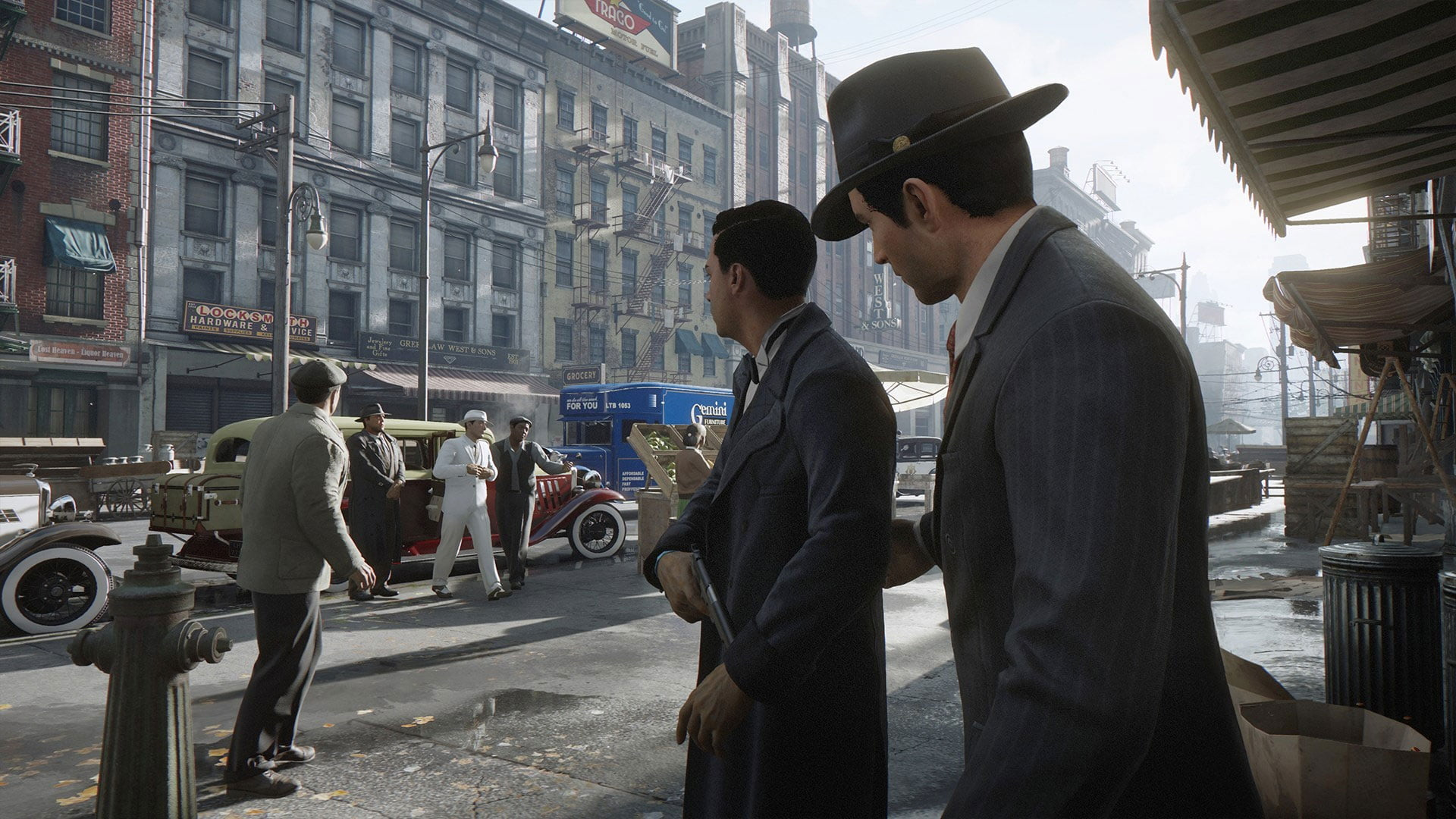Mafia Remake