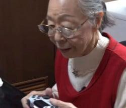 90 річну бабцю-стрімера внесли у книгу рекордів Гіннеса.