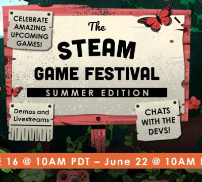 Літній фестиваль Steam
