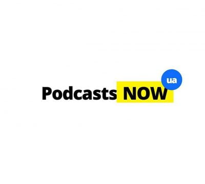 Podcasts NOW ua