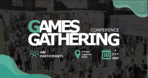 Games Gathering Conference 2020 Odessa