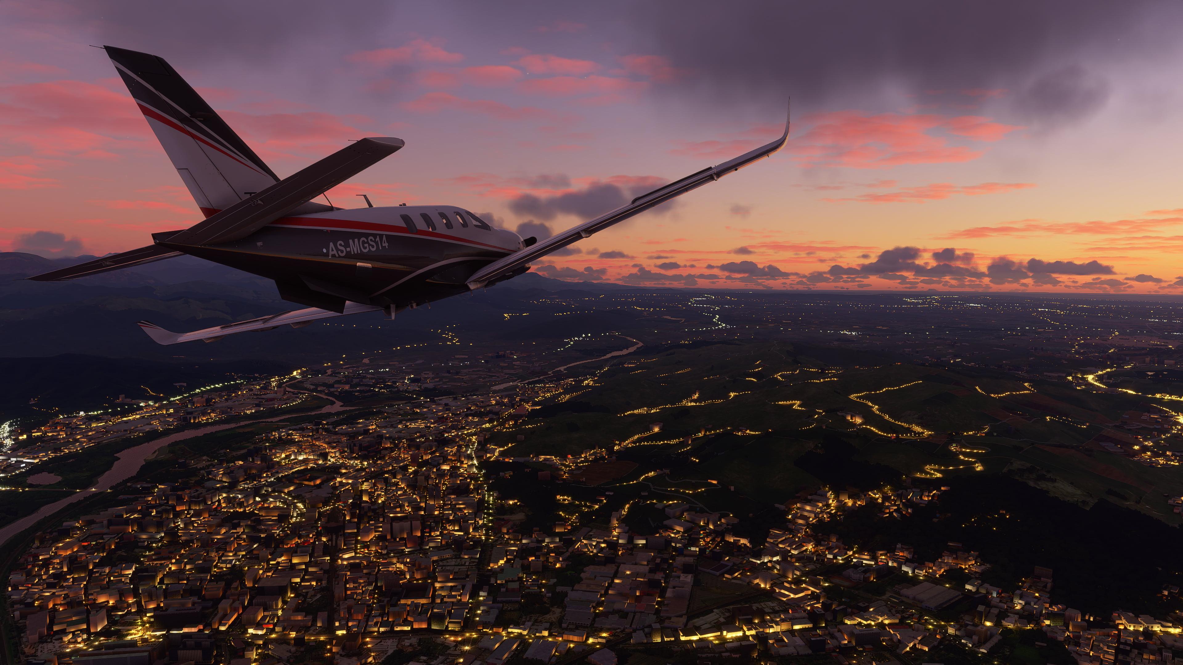 Microsoft Flight Simulato