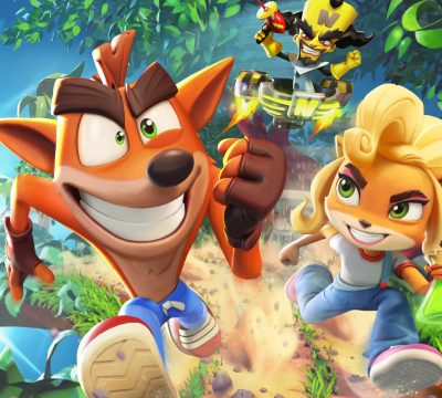 Crash Bandicoot: On the Run