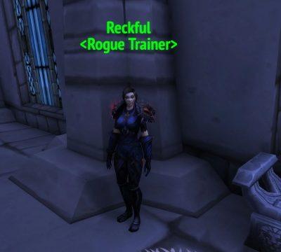 World of Warcraft Reckful