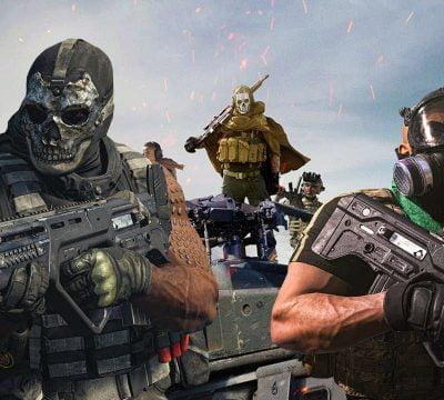 warzone modern warfare