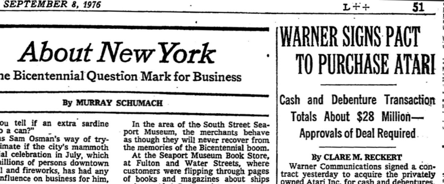 New York Times Archive