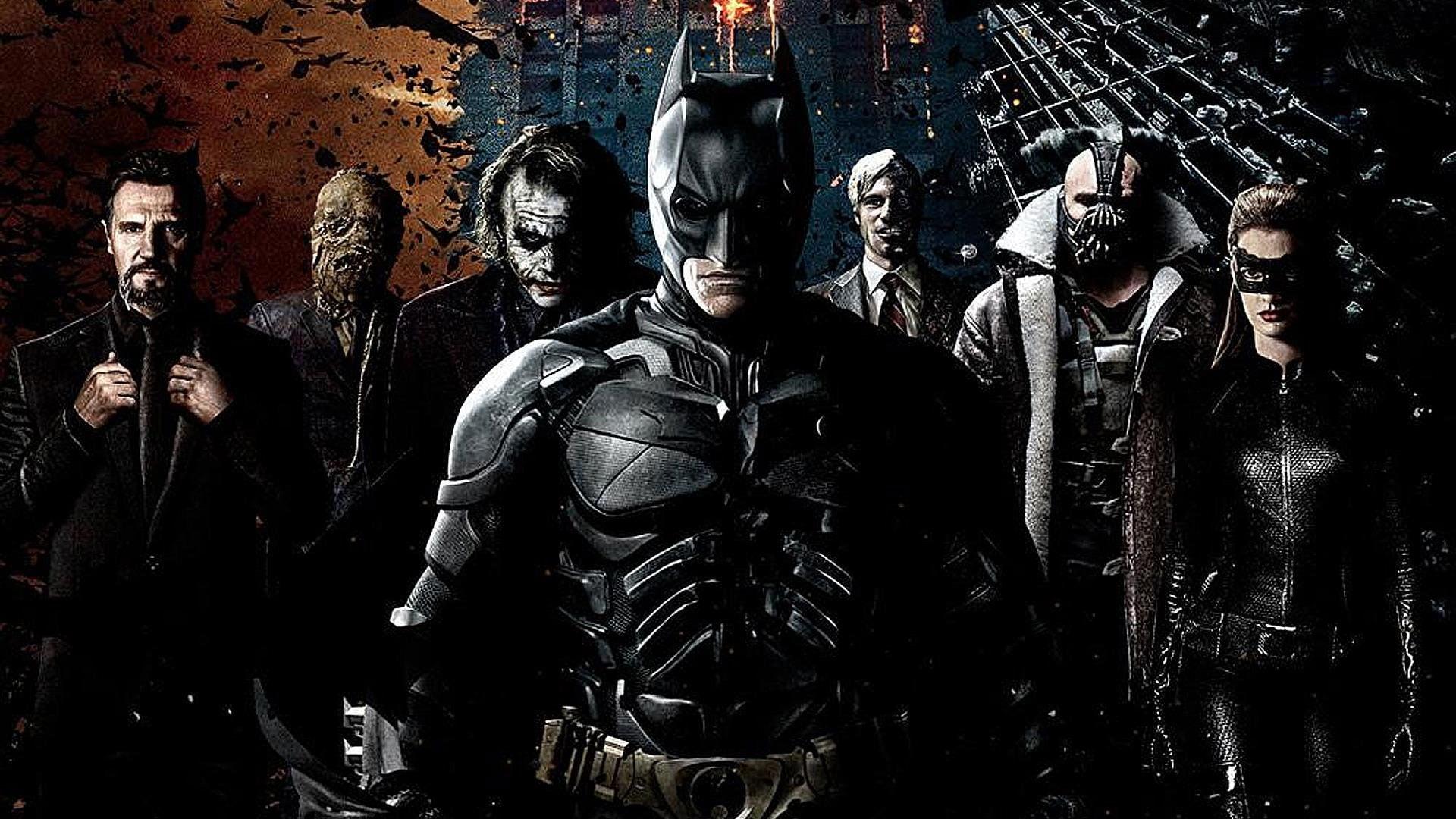 скасовані ігри про Бетмена