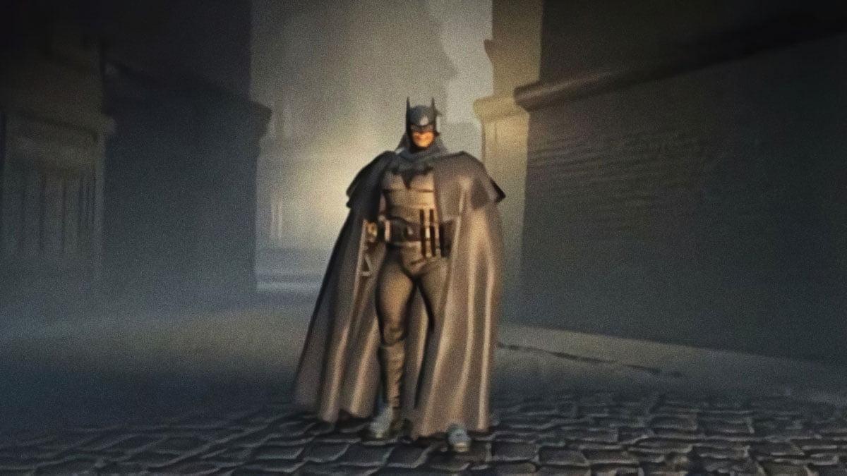 Batman: Gotham by Gaslight Game