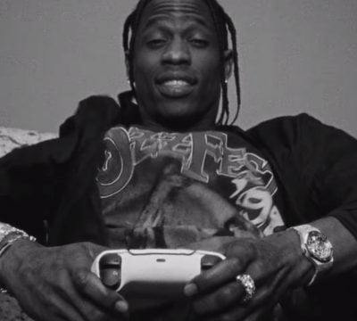 Travis Scott PS5