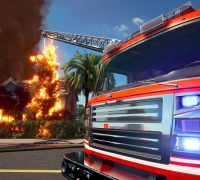 Firefighthing Simulator