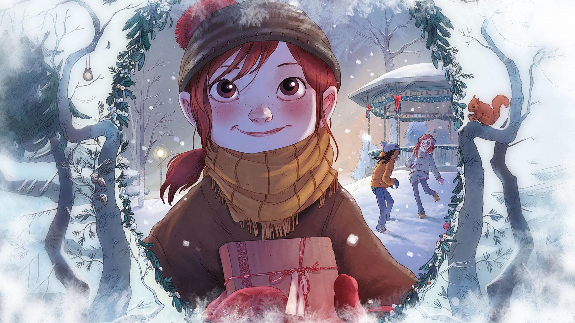 Добірка коміксів, які варто дарувати на новорічні свята