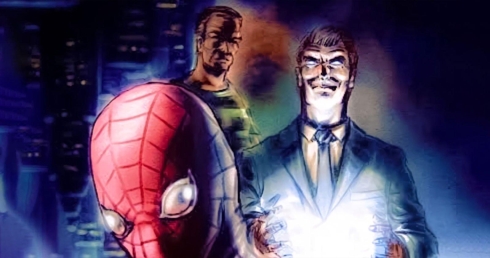 Людина-Павук від Джеймса Кемерона