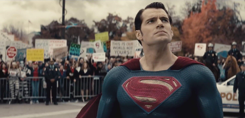 Супермен Генрі Кавілл
